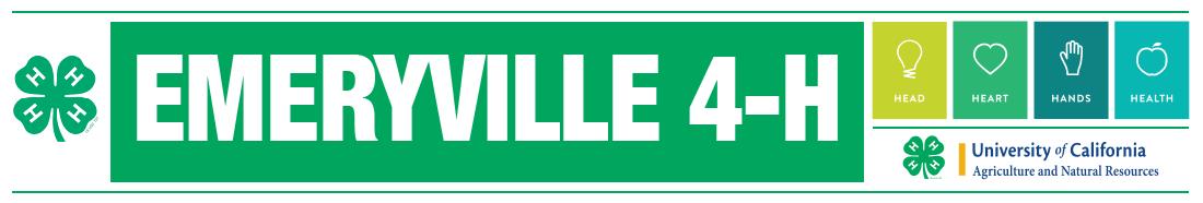 Emeryville 4-H